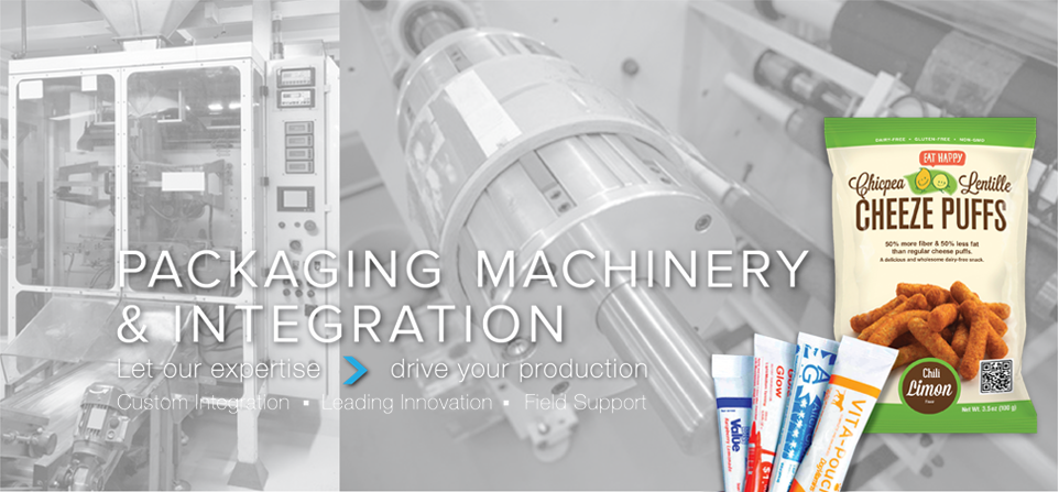 Packaging Machinery & Integration Slide