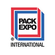 PACK EXPO Logo, Tade Show for Packaging Trends and Supply Chain Innovations