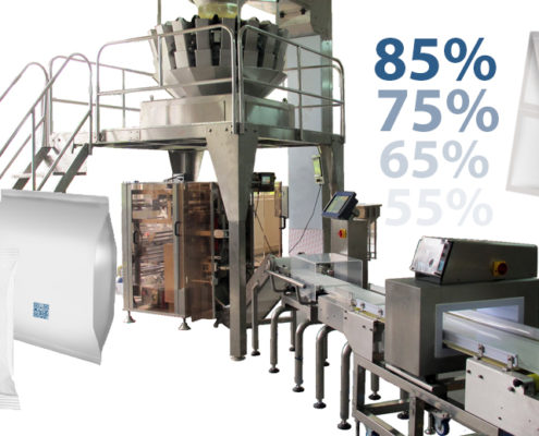 Get Your Overall Equipment Effectiveness to 85% and higher.