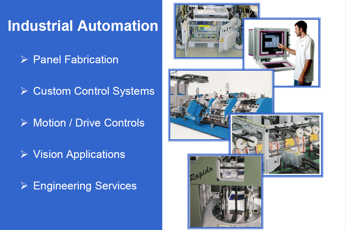 Industrial Automation Slide